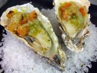 宮城県石巻産牡蠣のオーブン焼き