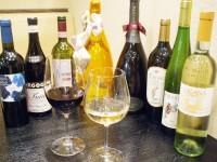 当店のワイン達 常時70種類ほどご用意しております!