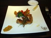 茨城県産 匠美鶏の炭火焼